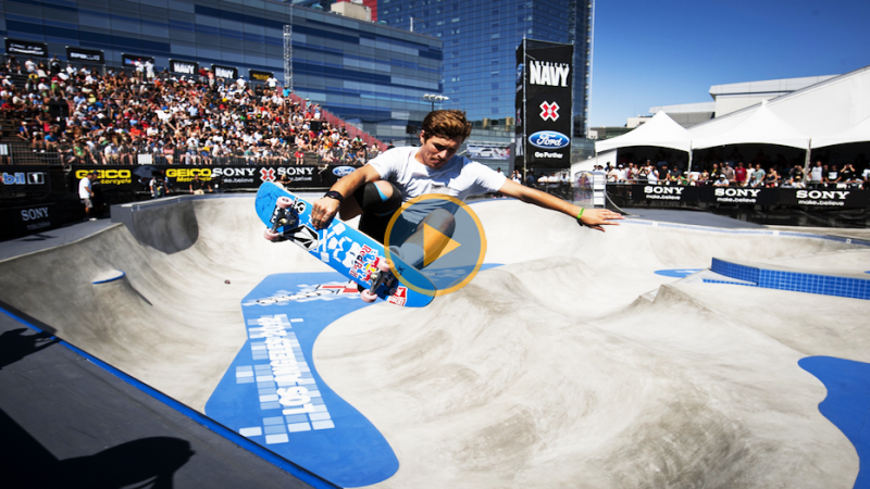 x games m nchen skateboard park 4 seasons tv. Black Bedroom Furniture Sets. Home Design Ideas
