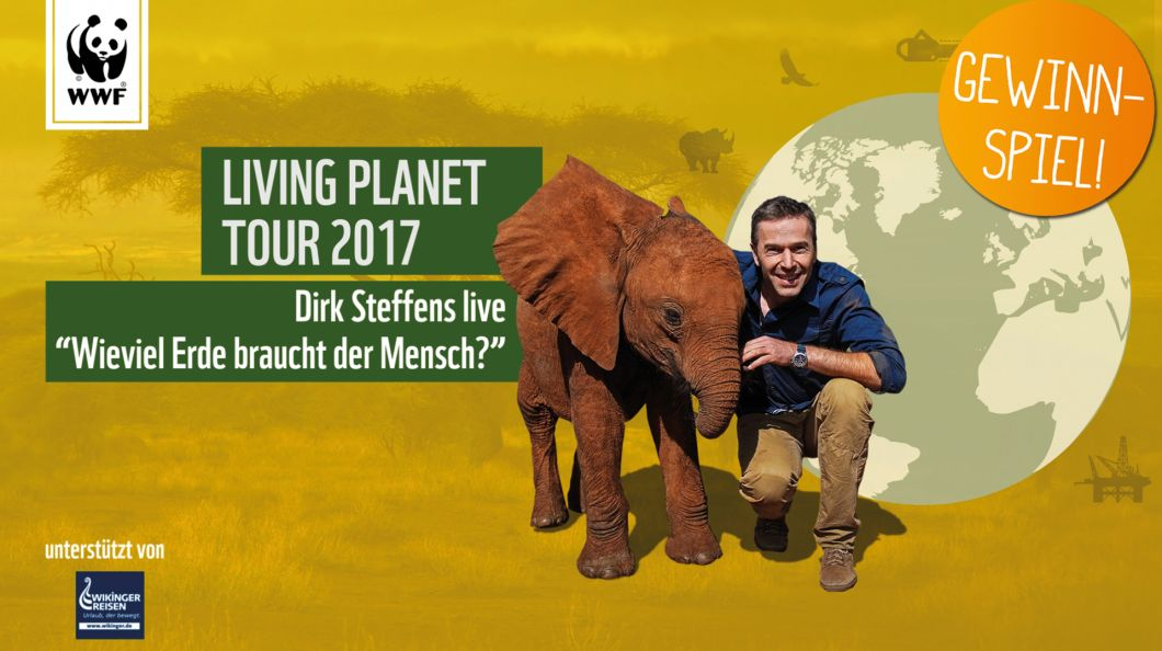gewinnspiel dirk steffens living planet tour 2017 tickets gewinnen 4 seasons tv. Black Bedroom Furniture Sets. Home Design Ideas